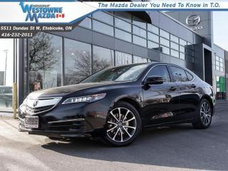 Used 2016 Acura TLX Technology  - Navgiation -  Sunroof for sale in Toronto, ON