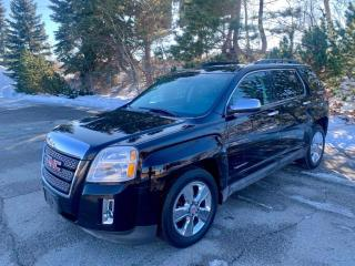 Used 2014 GMC Terrain SLT1 | AWD | LEATHER | NAVI | BACK-UP CAM | for sale in Barrie, ON