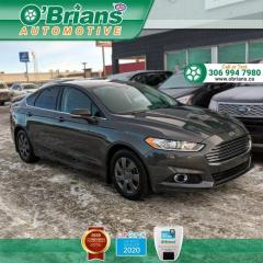 Used 2016 Ford Fusion SE w/Command Start, Backup Camera, Heated Seats, Navigation for sale in Saskatoon, SK