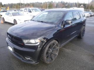 Used 2017 Dodge Durango R/T AWD 3 Row Seating for sale in Burnaby, BC