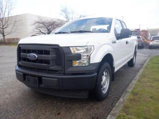 Used 2017 Ford F-150 XL SuperCab 6.5-ft. 2WD for sale in Burnaby, BC