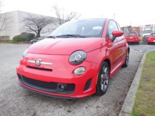 Used 2015 Fiat 500 Abarth Hatchback for sale in Burnaby, BC