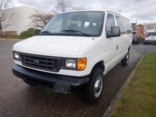 Used 2004 Ford Econoline E-250 5 Seater Passenger Van for sale in Burnaby, BC