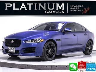 Used 2017 Jaguar XE 20d R-Sport,2.0D,AWD,NAV,CAM,SUNROOF,HEATED SEATS, for sale in Toronto, ON
