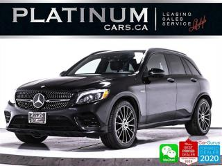 Used 2017 Mercedes-Benz GL-Class AMG GLC 43,362HP,NAV,PANO,360CAM, BURMESTER, HEAT for sale in Toronto, ON