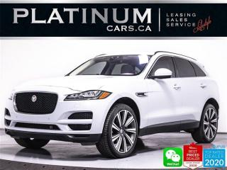 Used 2017 Jaguar F-PACE 35t Prestige,NAVI,CAM,PANOROOF,HEATED SEATS for sale in Toronto, ON