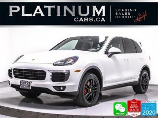 Used 2016 Porsche Cayenne AWD, PREMIUM PLUS,NAVI,PANO,HEATED/VENTED SEATS for sale in Toronto, ON