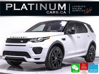Used 2018 Land Rover Discovery Sport HSE AWD,NAVIGATION, PANO, CAM, HEATED SEATS for sale in Toronto, ON