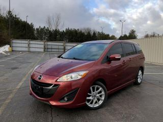 Used 2017 Mazda MAZDA5 GT for sale in Cayuga, ON