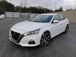 Used 2019 Nissan Altima PLATINUM AWD for sale in Cayuga, ON
