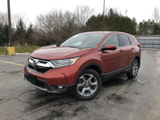 Used 2017 Honda CR-V EX AWD for sale in Cayuga, ON