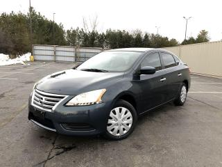 Used 2014 Nissan Sentra SV for sale in Cayuga, ON