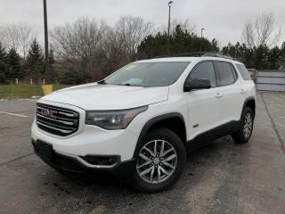 Used 2017 GMC Acadia SLE ALL TERRAIN AWD for sale in Cayuga, ON