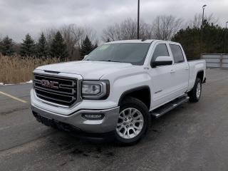 Used 2017 GMC Sierra 1500 SLE CREW Z71 4WD for sale in Cayuga, ON