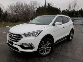 Used 2017 Hyundai Santa Fe Limited AWD for sale in Cayuga, ON