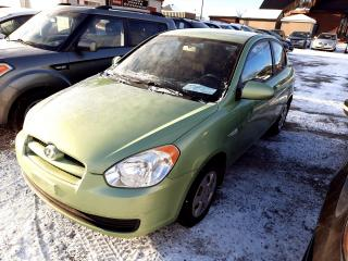 Used 2009 Hyundai Accent 3dr HB Man L for sale in Beauport, QC
