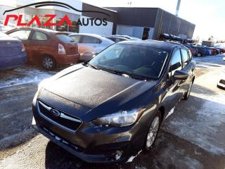 Used 2018 Subaru Impreza 2.0i Touring 5-door Manual for sale in Beauport, QC