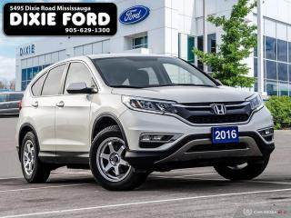 Used 2016 Honda CR-V SE for sale in Mississauga, ON