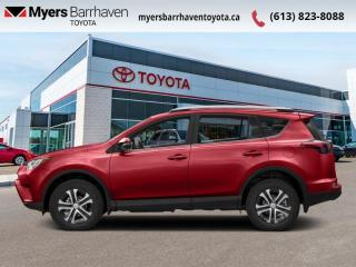 Used 2017 Toyota RAV4 LE  - Heated Seats -  Bluetooth - $128 B/W for sale in Ottawa, ON