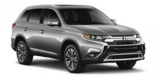 New 2020 Mitsubishi Outlander for sale in North Bay, ON
