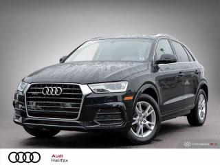 Used 2017 Audi Q3 Progressiv for sale in Halifax, NS