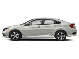 New 2021 Honda Civic SEDAN LX for sale in Port Moody, BC
