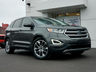 Used 2015 Ford Edge Titanium for sale in Kingston, ON