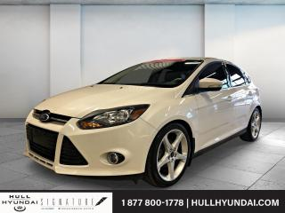 Used 2014 Ford Focus 5dr HB Titanium for sale in Gatineau, QC
