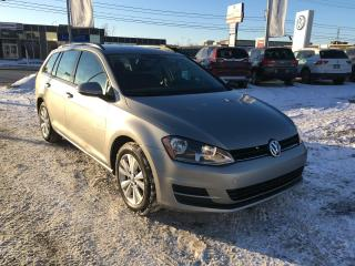 Used 2017 Volkswagen Golf Sportwagen Trendline for sale in Gatineau, QC