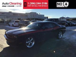 Used 2012 Dodge Challenger R/T Classic for sale in Saskatoon, SK