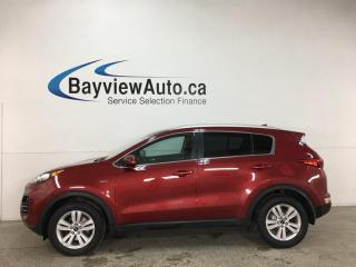 Used 2017 Kia Sportage LX - AWD! REVERSE CAM! ALLOYS! + MORE! for sale in Belleville, ON