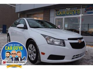 Used 2014 Chevrolet Cruze LT | No Accidents, Cruise Control. for sale in Prince Albert, SK