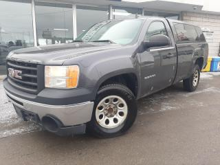 Used 2011 GMC Sierra 1500 WT ***REAR PICKUP TRUCK CAP*** for sale in Oakville, ON