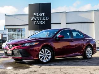 Used 2019 Toyota Camry LE|CAMERA|TOUCHSCREEN|HEATED SEATS|B/T|17