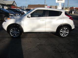 Used 2014 Nissan Juke SV AWD for sale in Fonthill, ON
