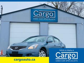 Used 2012 Nissan Altima S for sale in Stratford, ON