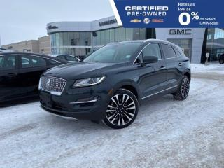 Used 2019 Lincoln MKC Reserve AWD | Adaptive Cruise | Heated/Cooled Seats for sale in Winnipeg, MB