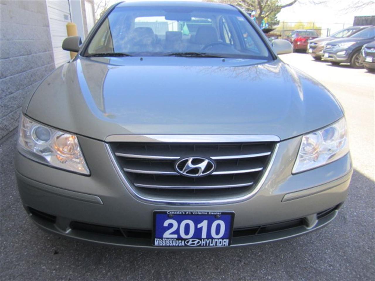 2010 Hyundai Sonata GL-excellent maintenance records!!!