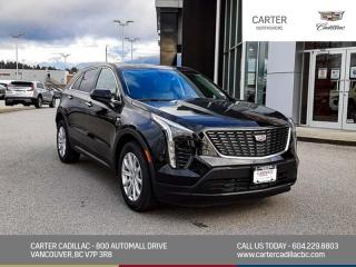 New 2021 Cadillac XT4 Luxury WIRELESS CHARGING - LEATHER - HEATED FRONT & REAR SEATS for sale in North Vancouver, BC