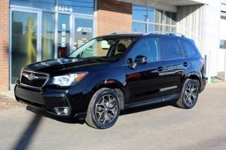 Used 2015 Subaru Forester 2.0XT Touring AWD - LEATHER - PANO MOONROOF - NAV for sale in Saskatoon, SK