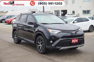 Used 2016 Toyota RAV4 se for sale in Hamilton, ON