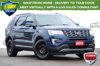 Used 2016 Ford Explorer Limited LIMITED | 4WD | 3.5L V6 | TWIN PANEL MOONROOF for sale in Kitchener, ON
