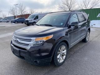 Used 2013 Ford Explorer XLT LEATHER | NAV | CAMERA | ROOF for sale in Barrie, ON