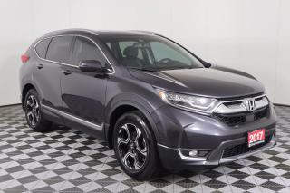 Used 2017 Honda CR-V Touring 1 OWNER - CLEAN CARFAX! NAVI, LEATHER PANORAMIC MOONROOF for sale in Huntsville, ON