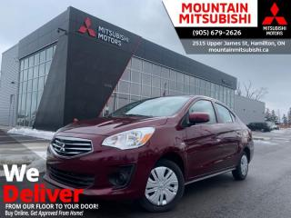 Used 2019 Mitsubishi Mirage G4 ES CVT PLUS  - Android Auto - $95 B/W for sale in Mount Hope (Hamilton), ON