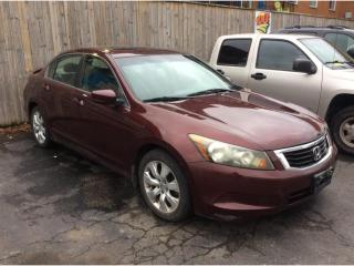 Used 2009 Honda Accord EX for sale in Sarnia, ON