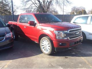 Used 2019 Ford F-150 Limited  for sale in Sarnia, ON