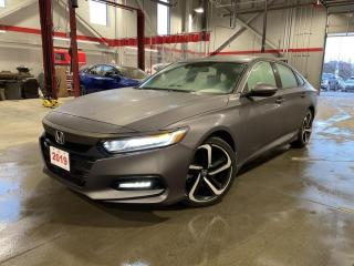 Used 2019 Honda Accord Sport 2.0T for sale in Whitchurch-Stouffville, ON