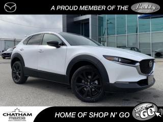 New 2021 Mazda CX-3 0 GT w/Turbo for sale in Chatham, ON
