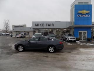 Used 2019 Chevrolet Malibu 1FL for sale in Smiths Falls, ON